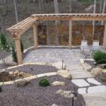 Avon Cedar Arbor & Panels