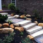 Mooresville Steps & Boulders